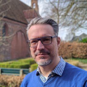 Portretfoto lijsttrekker Rogier van 't Land